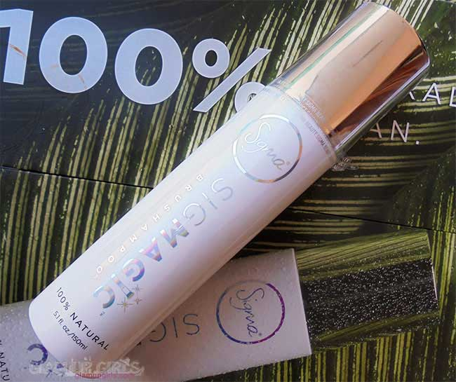 Sigma Beauty SigMagic Brushampoo Makeup Brush Cleanser - Review