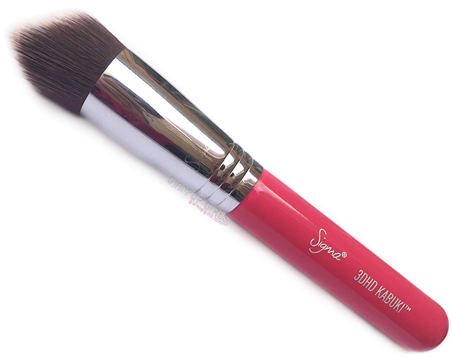 Sigma Beauty 3DHD Kabuki Face Brush - Review