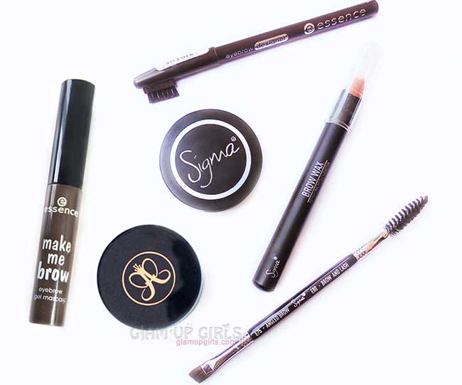 Best Eyebrow Makeup Products - Tips and Uses