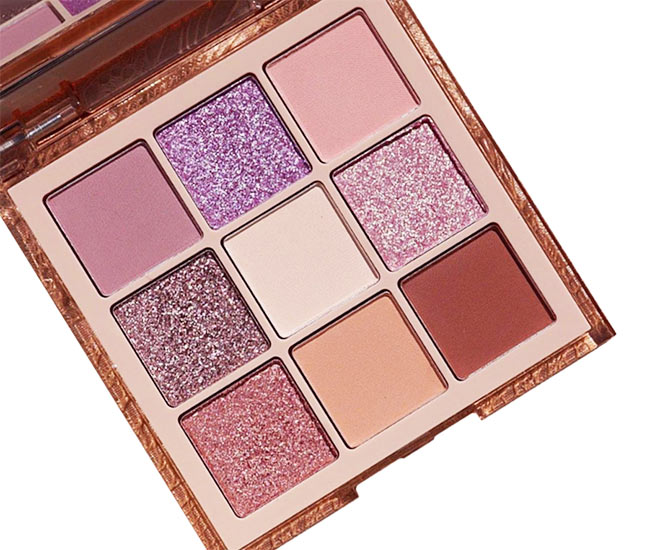 Huda Beauty Light Obsessions Eyeshadow Palette