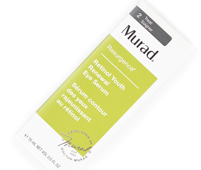 Murad Retinol Youth Renewal Packaging