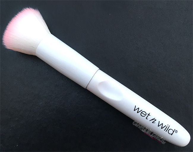 Wet n Wild Flat Top Brush Review