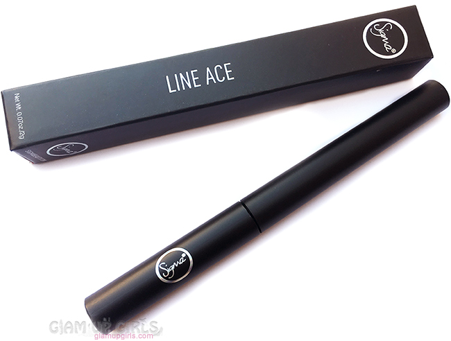 Sigma Beauty Line Ace Liquid Liner in Monogram - Review