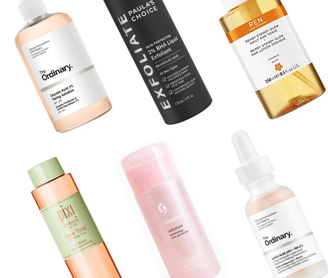 Best liquid exfoliators and why you should replace them with your regular ones