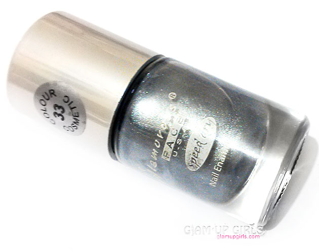 Glamorous Face U.S.A Speed Dry Nail Polish - Rview and Swatches