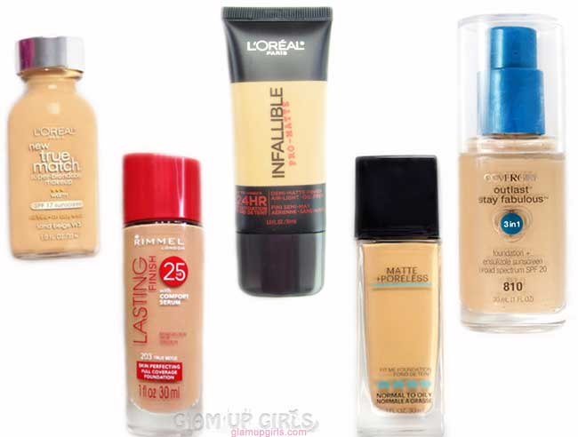 5 Best Budget Friendly Foundations in Summers