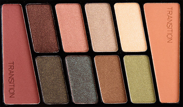 Wet n Wild Color Icon Eyeshadow Palette in Comfort Zone Close Up