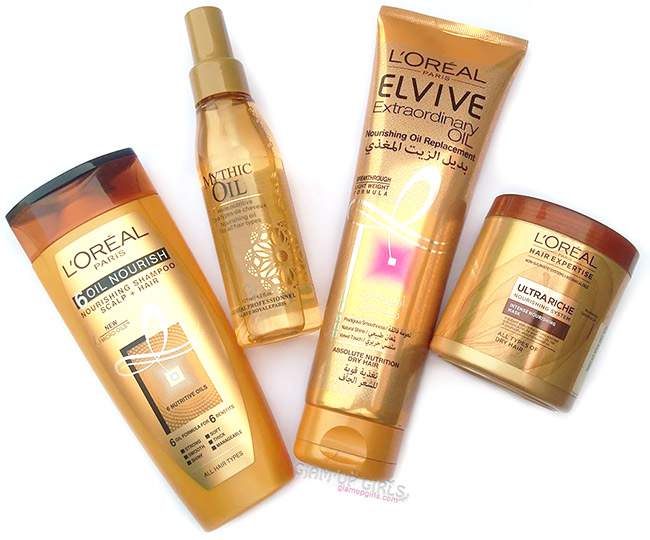 Hair Treatment for Soft and Shiny Hairs with L'Oreal - Tips and Review