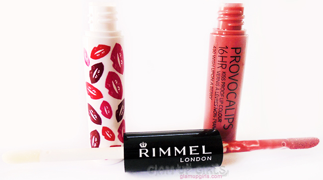 Rimmel London Provocalips 16Hr Kissproof Lip Colour in Wish Upon A Berry