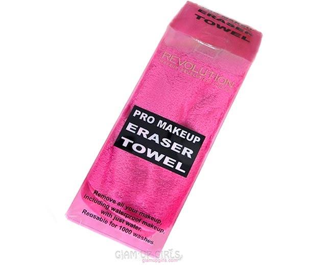 Makeup Revolution Pro Makeup Eraser Towel - Review