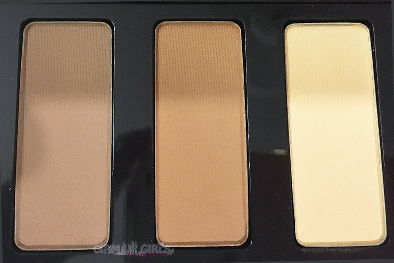 Smashbox Step by Step Contour Palette