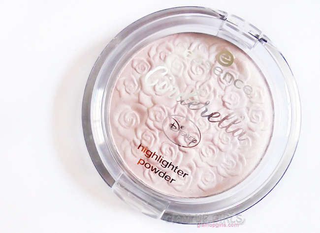 Essence Cinderella highlighter in The Glass Slipper - Review and Swatches