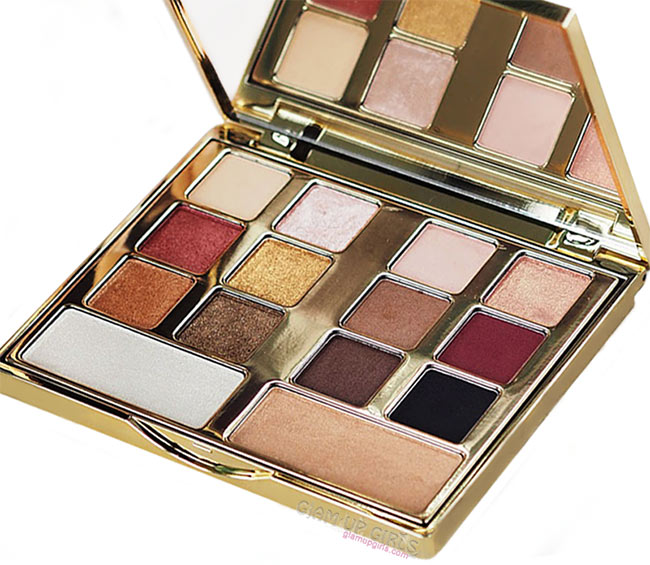 Milani Gilded Desires Eye and Face Palette with Mirror