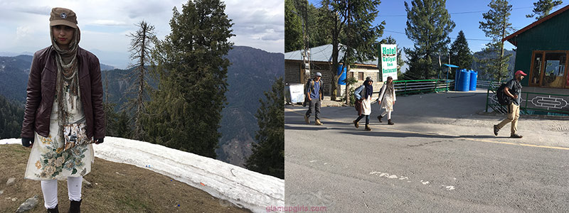 Mushkpuri Top and Back to Nathia Gali