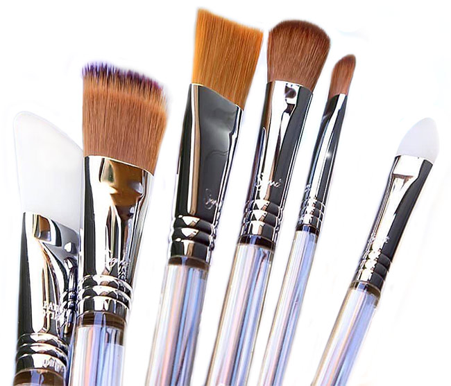 Sigma skin care brush set - Review