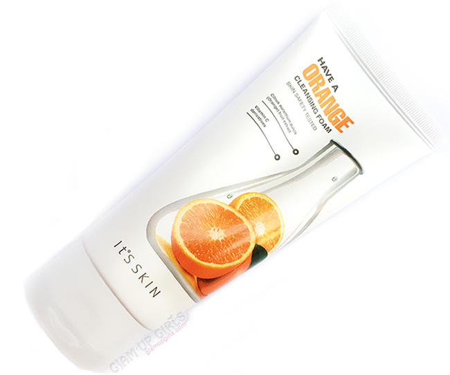 It's Skin Have A Orange Cleansing Foam - Review