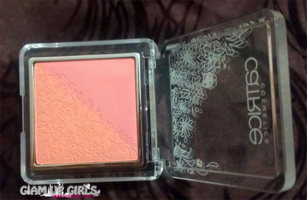 Catrice Duo Floralista in as lively as ever blusher - Review and Swatches