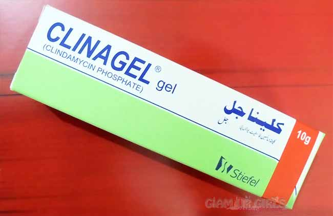 Stiefel Clinagel Gel for Acne Treatment and Occasional Breakouts - Review