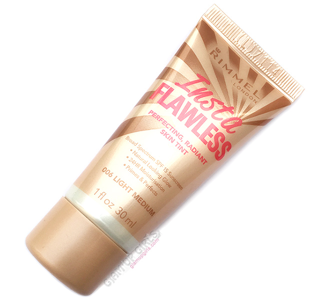 Rimmel London Insta Flawless Skin Tint Review and Swatches