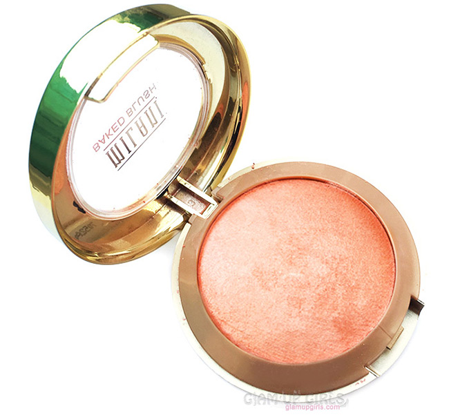Milani Baked Blush in Luminoso Review and Swatches