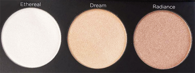 Bh cosmetics spotlight highlight, Ethereal, dream and radiance