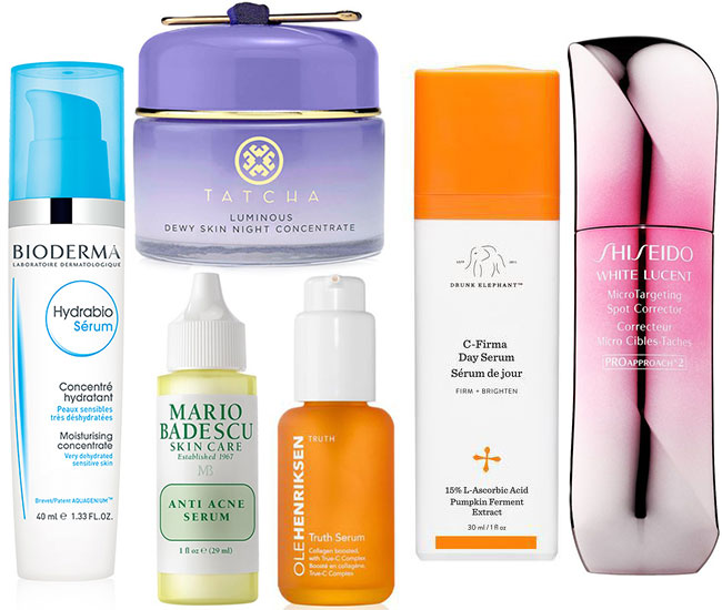 Face serums and How to choose one for your skin type and issue