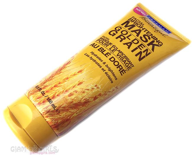 Freeman Golden Grain Brightening Mask - Review