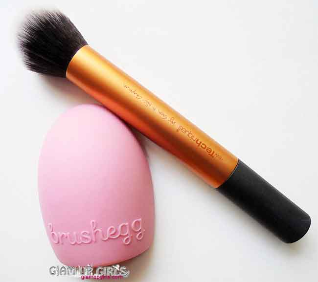 Brushegg Makeup Brushes Cleaning Tool - Review
