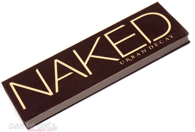 Urban Decay NAKED Palette - Review and Swatches